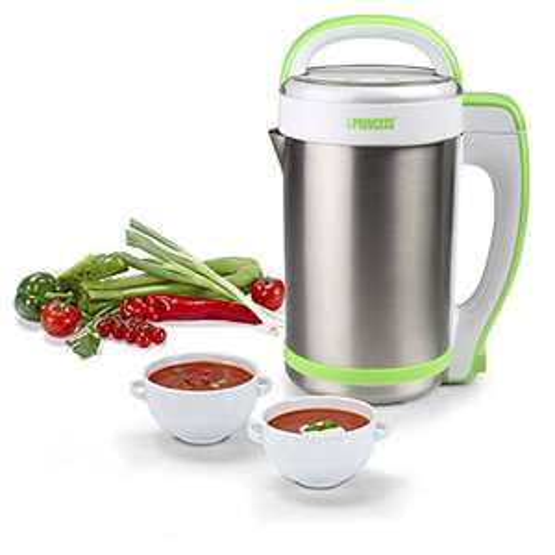 Princess Blender Soup (212040) grün - vollautomatischer Suppenkocher (1000W, 1,3Liter)