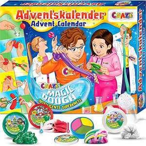 Craze Magic Dough Adventskalender