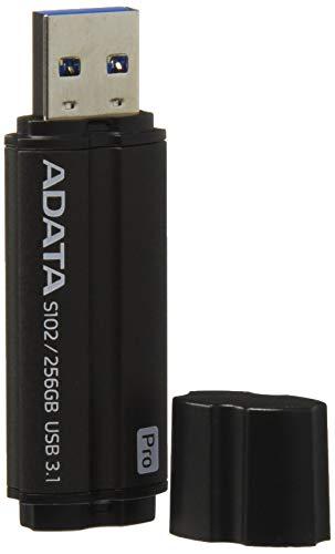 ADATA Elite S102P USB3.1 Flash Drive 256GB