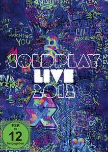 """Coldplay"" Konzert Highlights der Mylo Xyloto-Tour derzeit gratis als Stream & Download anstatt 9,17 Euro"