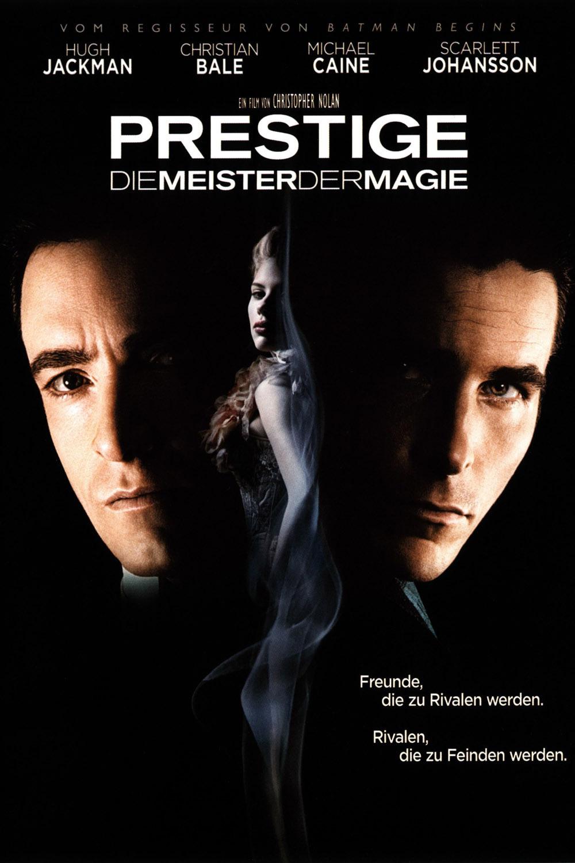 """""""Prestige – Die Meister der Magie"""" Film derzeit gratis als Stream & als Download anstatt 0,97 Euro"""