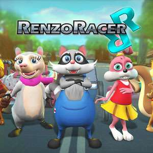 """""""Renzo Racer"""" (Windows PC) gratis auf IndieGala mit und ohne VR-Set spielbar. Mein 501er Deal -Gewinnspiel """"Race to 1000"""" in den Kommentaren"""