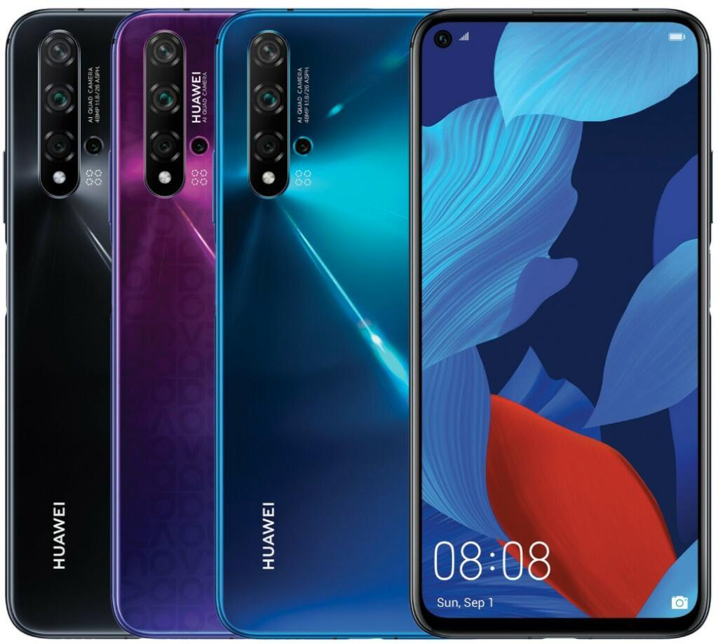 Otto - Huawei Nova 5T