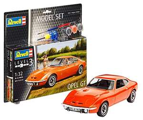 Revell Model Set Opel GT (67680)