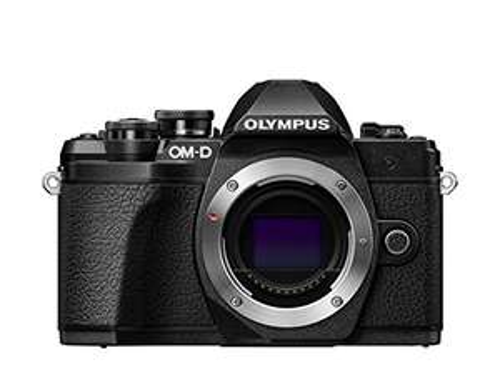 Olympus OM-D E-M10 Mark III schwarz Body (V207070BE000)