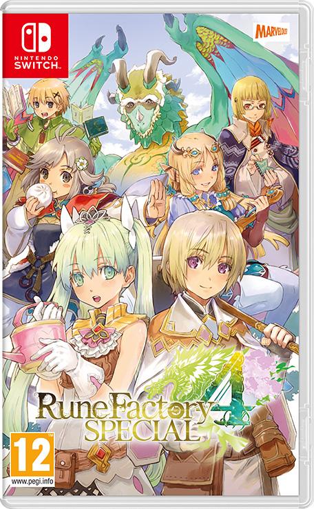 Rune Factory 4 Special - free to play für Nintendo Switch bis 10.11.2020
