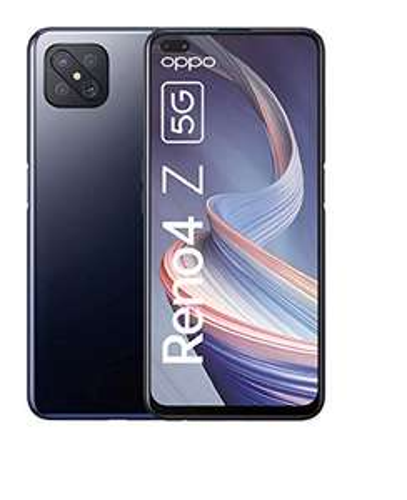 Oppo Reno 4 Z 5G, 6,57 Zoll 120 Hz FHD+ Display Schwarz oder Weiß + 5€ Amazon Guthaben