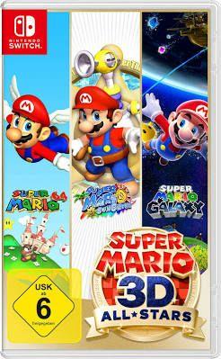 [Universal] Super Mario 3D All-Stars Nintendo Switch