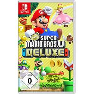 [Universal] New Super Mario Bros. U Deluxe (Nintendo Switch)