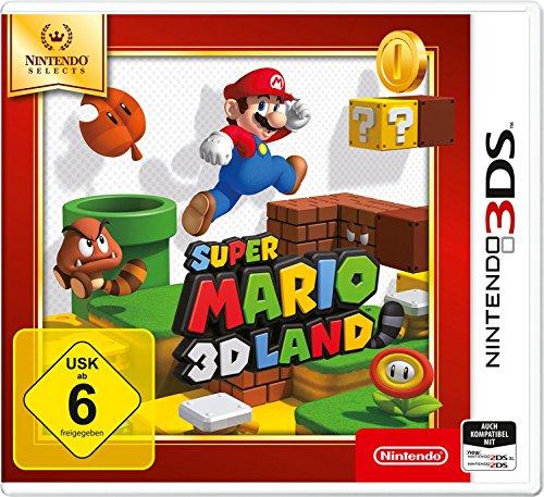 Super Mario 3D Land - Nintendo Selects Edition - [Nintendo 3DS]