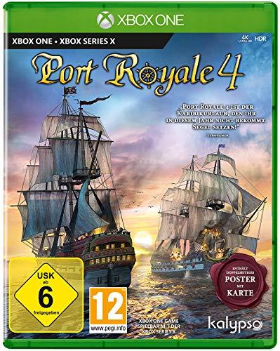 Port Royale 4 für Xbox One
