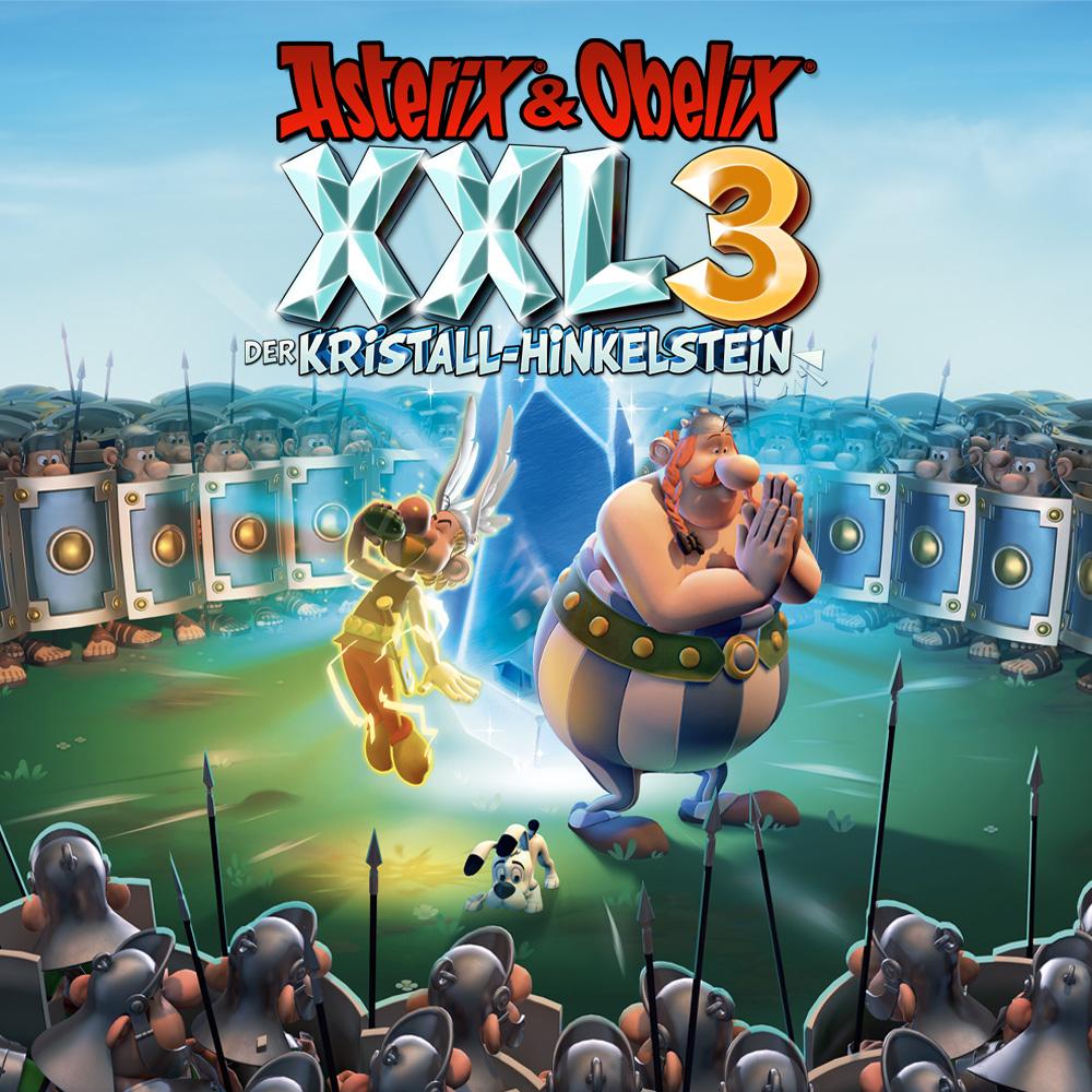 Asterix & Obelix XXL3: Der Kristall-Hinkelstein (Nintendo Switch)