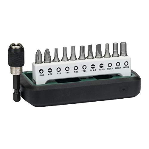 Bosch DIY-Kompakt-Bitset 12-tlg - PH / PZ / Torx