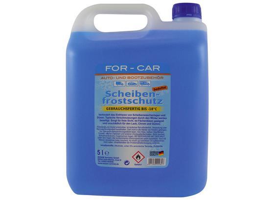 5 Liter Scheibenfrostschutz ab 15€ Kostenloser Versand+Newsletter GS, TOP Preis möglich <<<2,74€>>> /Kanister! Update: bis -18°