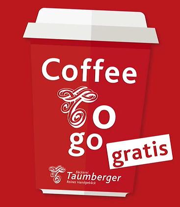 [Klagenfurt] Gratis Kaffee für Alltagshelden in allen Filialen der Bäckerei Taumberger