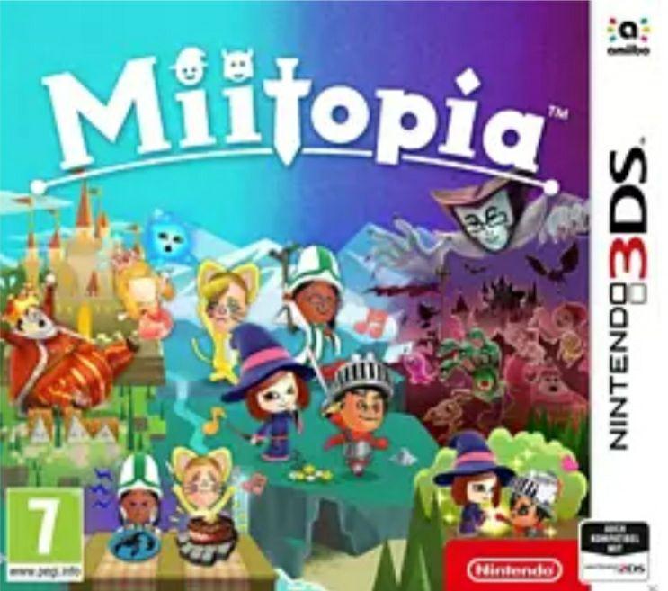 Miitopia - [Nintendo 3DS]