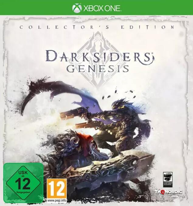 Darksiders Genesis Collectors Edition - [Xbox One] bei Media Markt