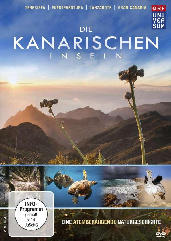 """""""Die Kanarischen Inseln - Im Reich der Feuerberge"""" Doku derzeit gratis als Stream & als Download anstatt 3,99 Euro"""