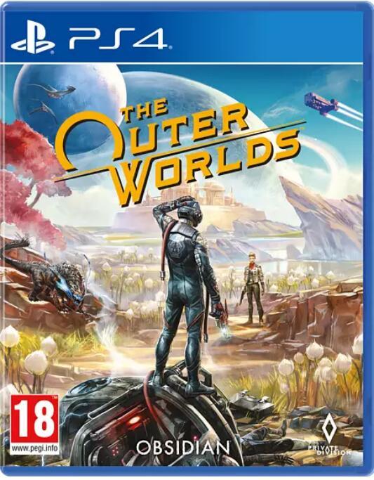 """""""The Outer Worlds"""" - [PS4 / XBOX One] zum außerirdischen Preis bei Media Markt"""