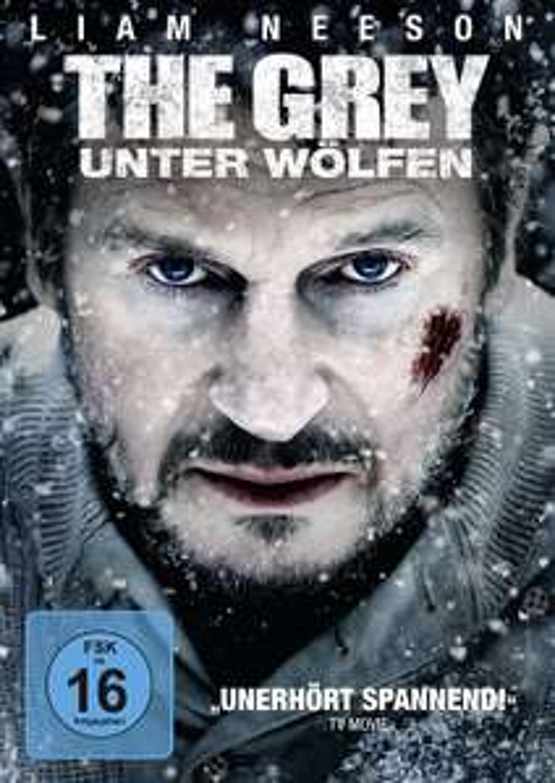 """""""The Grey – Unter Wölfen"""" Thriller mit Liam Neeson derzeit gratis als Stream anstatt 2,99 Euro"""