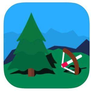"""iOS Retro-Spiel """"Endloses Bogenschießen"""" derzeit gratis anstatt 3,49 Euro"""