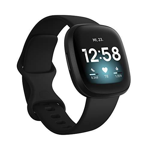 Fitbit Versa 3 auf Amazon um 180 Euro.