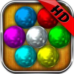 Magnetic Balls HD (Android) gratis im Google PlayStore - ohne Werbung / ohne InApp-Käufe -