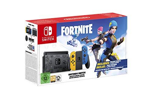 Nintendo Switch Fortnite Special Edition / Graue Edition