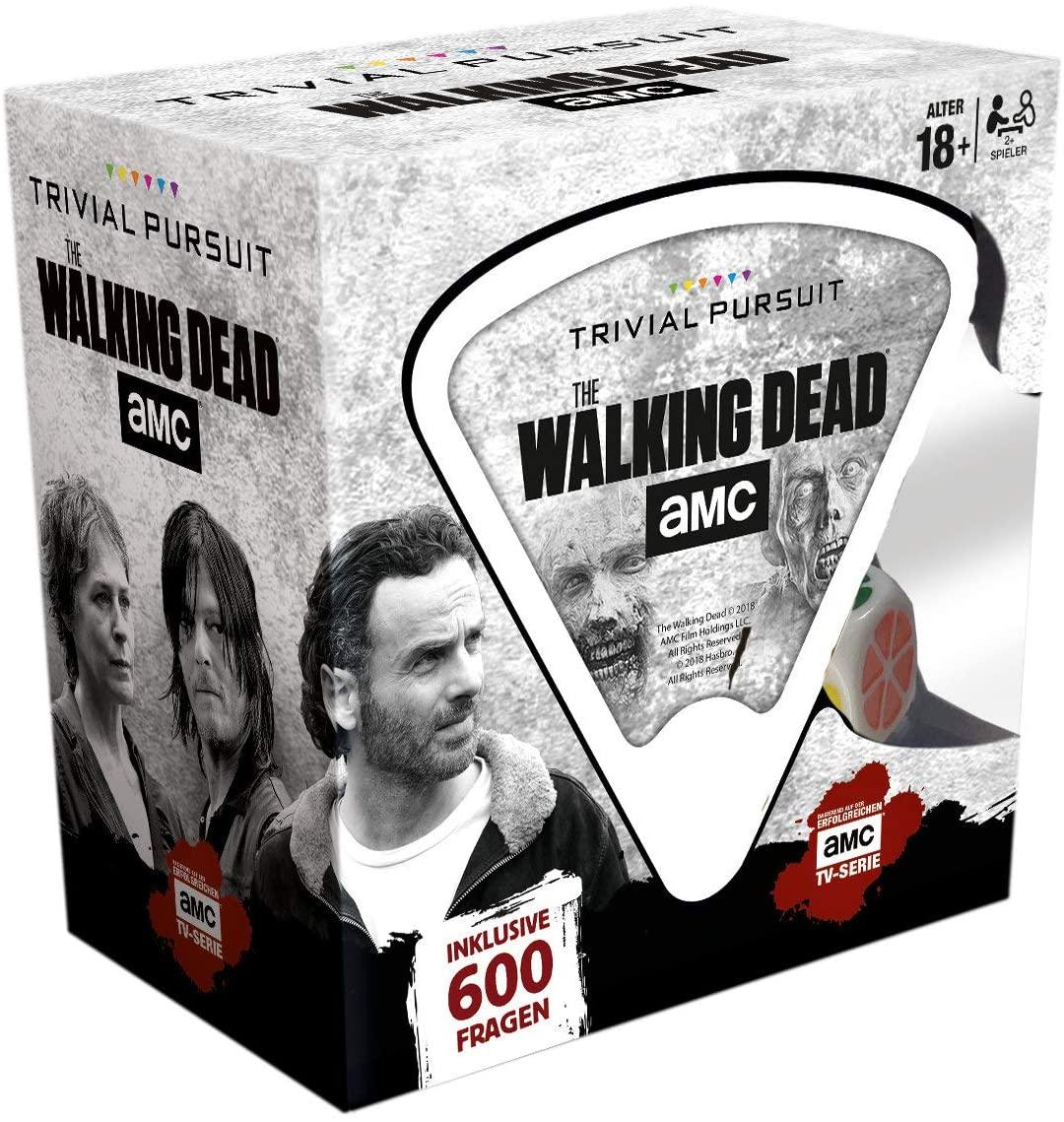 Trivial Pursuit - The Walking Dead - AMC (WM10362)