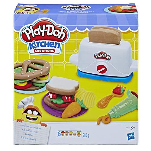 Hasbro Play-Doh E0039EU4 - Toaster Knete