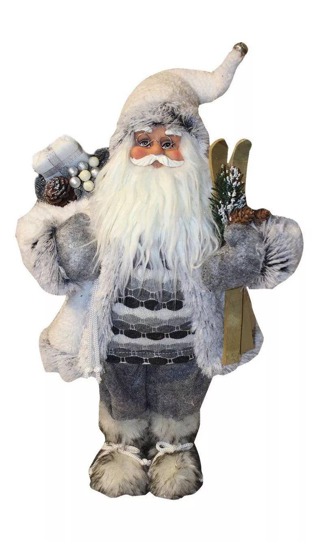 [Möbelix] Weihnachtsmann Klaus Deko um 10€
