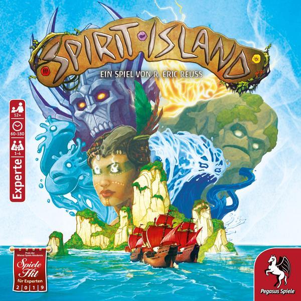 Pegasus - Spirit Island, Expertenspiel, deutsche Version