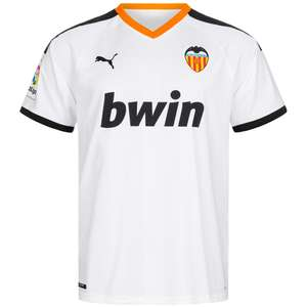 FC Valencia PUMA Herren Heim Trikot