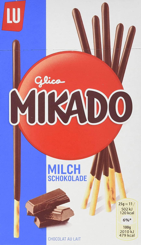 [Interspar] Mikado, verschiedene Sorten 2+2 GRATIS