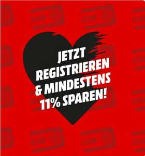 Media Markt DE - 11% sparen als Clubmitglied am Singles Day - (Nur Singleplayer Games kaufen;) + 24 Angebote im AT Media Markt