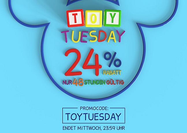 Disney Shop: 24% Rabatt auf ausgewählte Spielzeuge, Kostüme und Schreibwaren