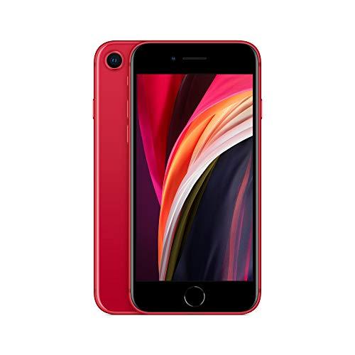 Apple iPhone SE (64 GB) - Schwarz und Rot