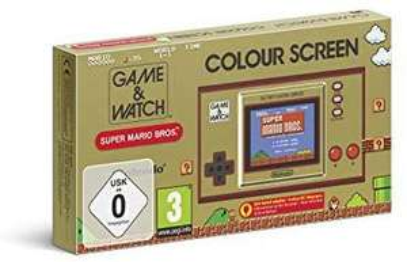 Game und Watch: Super Mario Bros