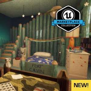"10 Gratis Unreal Engine Assets aus dem Spiel ""What Remains of Edith Finch"" im Epic Games Store"