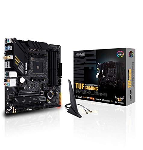ASUS TUF Gaming B550M-Plus, AM4 Gaming Mainboard