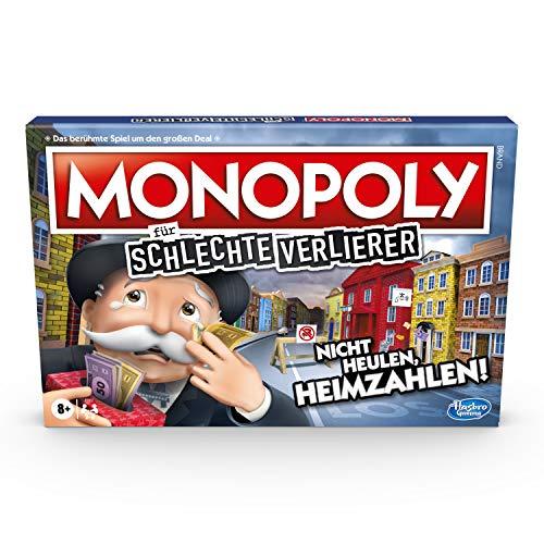 Hasbro Monopoly für schlechte Verlierer