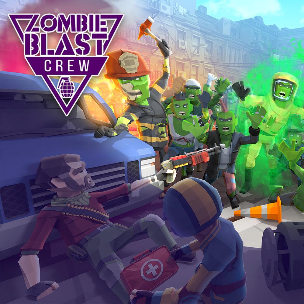 Zombie Blast Crew (Nintendo Switch) gratis wenn ihr bereits Space Pioneer besitzt (dzt. um 99 Cent erhältlich)