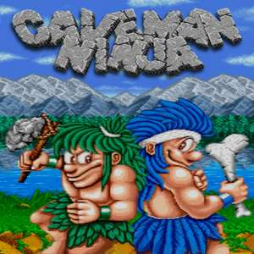 Johnny Turbo's Arcade Joe and Mac Caveman Ninja (Nintendo Switch)