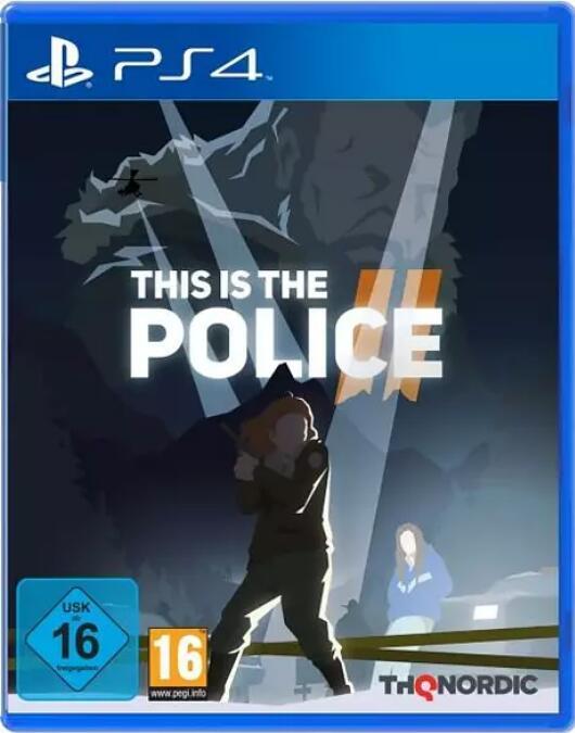 This is the Police 2 - (PS 4 / XBOX One) zum fesselnden Preis von 9,99 im Media Markt