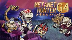 Metanet Hunter G4 (Windows / MAC PC) gratis auf itch.io