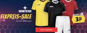 Derbystar 3,33€ Fixpreis-Sale
