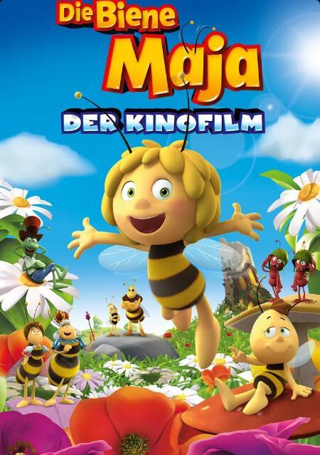 10 Kinderfilme: Biene Maja, Sams, Pettersson und Findus, Das kleine Gespenst, Felix, Ritter Rost, Michel, ... als Stream oder Download