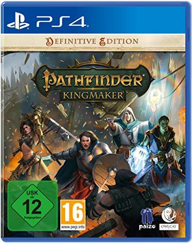 Pathfinder: Kingmaker Definitive Edition (Playstation 4)