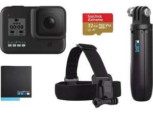 GoPro Hero 8 Black Holiday Bundle