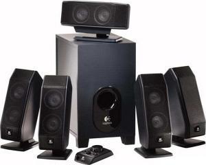 Logitech X-540 5.1 Soundsystem für nur 45€ statt 74€! *Update* Auch für PS3/X360
